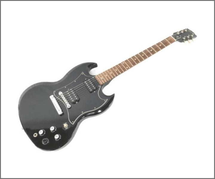 買取例ギター ギブソン