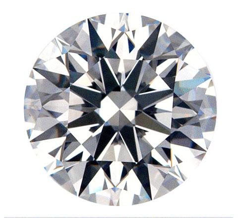 ルースダイヤモンド 1.08ct  ラウンドブリリアントカット D VVS1 3EX